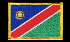 Aufnäher Namibia - 8 x 6 cm