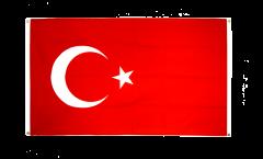 Balkonflagge Türkei - 90 x 150 cm