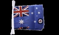 Fahnenkette Australien Royal Australian Air Force - 15 x 22 cm