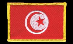 Aufnäher Tunesien - 8 x 6 cm