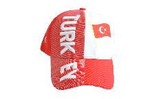 Cap / Kappe Türkei, nation