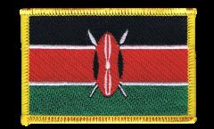 Aufnäher Kenia - 8 x 6 cm