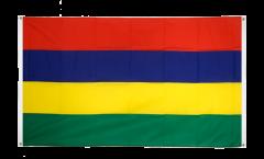Balkonflagge Mauritius - 90 x 150 cm