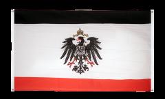Balkonflagge Deutsches Reich Kaiserreich 1871-1918 - 90 x 150 cm