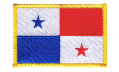 Aufnäher Panama - 8 x 6 cm