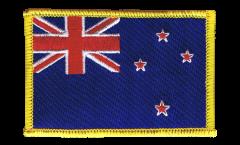 Aufnäher Neuseeland - 8 x 6 cm