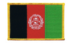Aufnäher Afghanistan - 8 x 6 cm