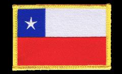 Aufnäher Chile - 8 x 6 cm