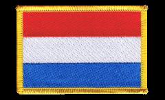 Aufnäher Luxemburg - 8 x 6 cm