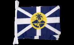 Fahnenkette Australien Lord-Howe-Inseln - 30 x 45 cm