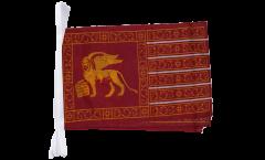 Fahnenkette Italien Venedig Republik 697-1797 - 30 x 45 cm