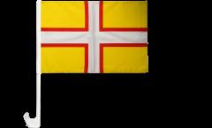 Autofahne Großbritannien Dorset - 30 x 40 cm