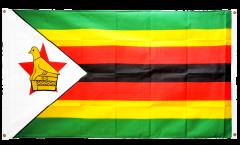 Balkonflagge Simbabwe - 90 x 150 cm