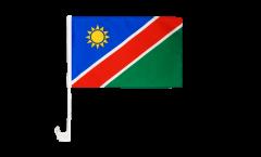 Autofahne Namibia - 30 x 40 cm