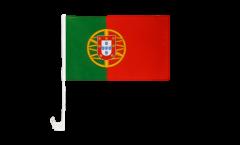 Autofahne Portugal - 30 x 40 cm