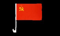 Autofahne UDSSR Sowjetunion - 30 x 40 cm