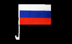 Autofahne Russland - 30 x 40 cm