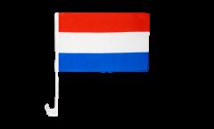 Autofahne Niederlande - 30 x 40 cm