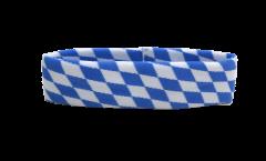 Stirnband Deutschland Bayern ohne Wappen - 6 x 21 cm