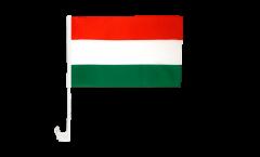 Autofahne Ungarn - 30 x 40 cm