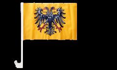 Autofahne Heiliges Römisches Reich Deutscher Nation nach 1400 - 30 x 40 cm