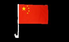 Autofahne China - 30 x 40 cm