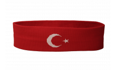 Stirnband Türkei - 6 x 21 cm