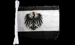 Fahnenkette Preußen - 30 x 45 cm