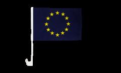 Autofahne Europäische Union EU - 30 x 40 cm