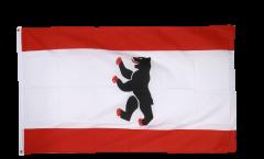 Flagge Fanflagge Berlin Hauptstadt Helden 90 x 150 cm