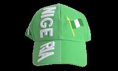 Cap / Kappe Nigeria, nation