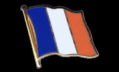 Flaggen-Pin Frankreich - 2 x 2 cm