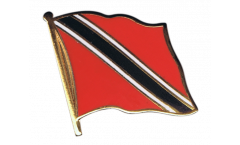 Flaggen-Pin Trinidad und Tobago - 2 x 2 cm