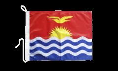 Bootsfahne Kiribati - 30 x 40 cm