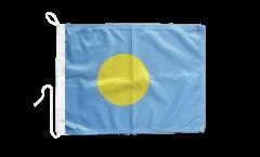 Bootsfahne Palau - 30 x 40 cm