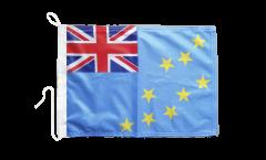 Bootsfahne Tuvalu - 30 x 40 cm