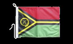 Bootsfahne Vanuatu - 30 x 40 cm