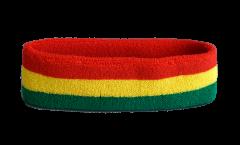 Stirnband Bolivien - 6 x 21 cm