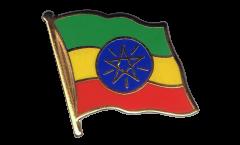 Flaggen-Pin Äthiopien - 2 x 2 cm