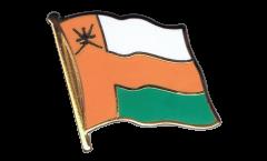 Flaggen-Pin Oman - 2 x 2 cm