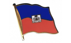 Flaggen-Pin Haiti - 2 x 2 cm
