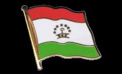 Flaggen-Pin Tadschikistan - 2 x 2 cm