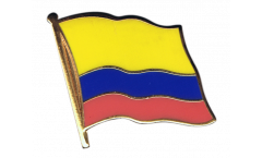 Flaggen-Pin Kolumbien - 2 x 2 cm