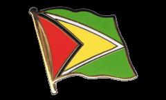 Flaggen-Pin Guyana - 2 x 2 cm