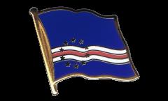 Flaggen-Pin Kap Verde - 2 x 2 cm