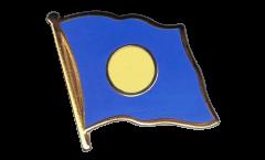 Flaggen-Pin Palau - 2 x 2 cm