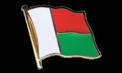 Flaggen-Pin Madagaskar - 2 x 2 cm