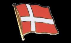Flaggen-Pin Dänemark - 2 x 2 cm