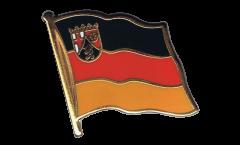 Flaggen-Pin Deutschland Rheinland-Pfalz - 2 x 2 cm