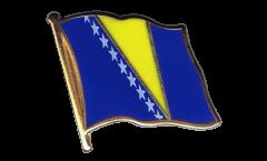 Flaggen-Pin Bosnien-Herzegowina - 2 x 2 cm